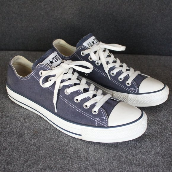 Converse Chuck Taylor All-Star Blue Low Top